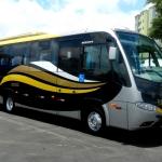 Micro-ônibus frente